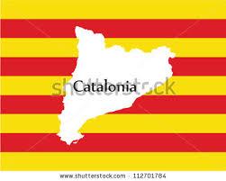 vlag catalonië